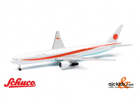 Schuco-403551693 - Japan Air Force 1, B-777-300 1:600