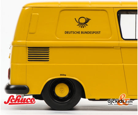 Schuco 450012200 - VW Fridolin Deutsche Post 1:18