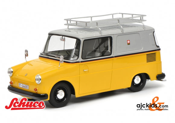 Schuco 450012300 - VW Fridolin PTT 1:18