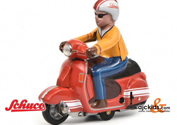 Schuco 450098500 - Scooter-Charly, rot