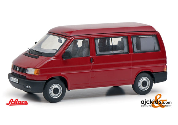 Schuco 450275700 - VW T4a CALIFORNIA red 1:43