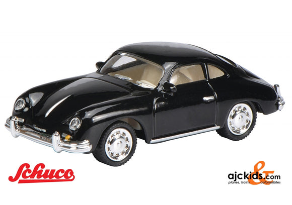 Schuco 452626600 - Porsche 356 Coupé, black 1:87