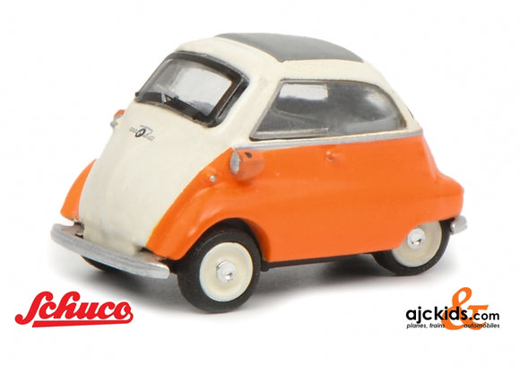 Schuco 452632300 - BMW Isetta, beige-orange 1:87