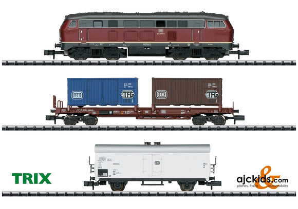 Trix 11146 - Freight Train Starter Set