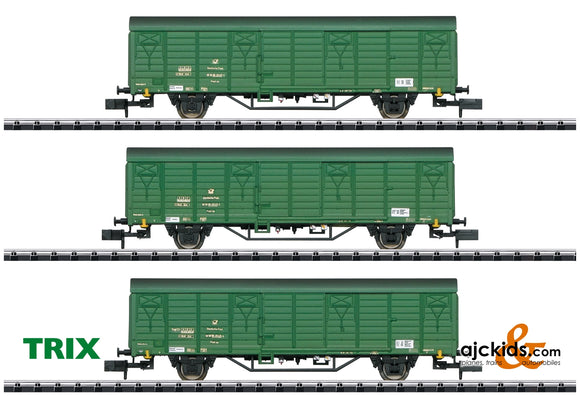 Trix 15312 - Mail Train Freight Car Set