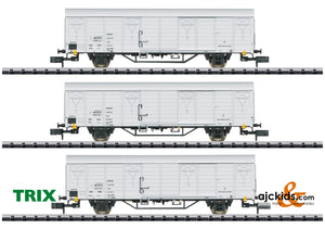 Trix 15316 - Refrigerated Train Freight Car Set