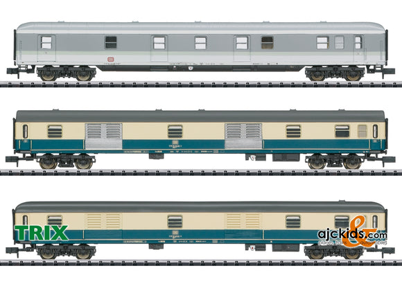 Trix 15424 - ExprD 14117 Car Set