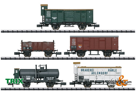 Trix 15534 - Freight Car Set