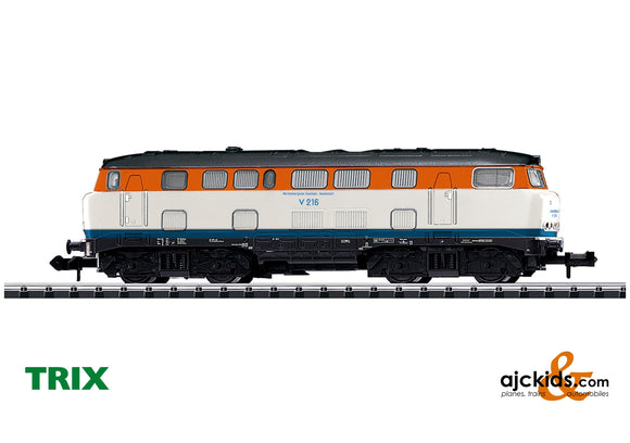 Trix 16164 - Class V 160 Diesel Locomotive (Toy Fair 2020)