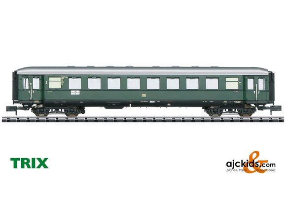 Trix 18409 - Limited Stop Fast Passenger Train in the Danube Valley Passenger Car