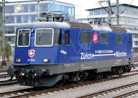 Trix 22666 - Class Re 421 Electric Locomotive