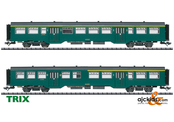 Trix 23222 - M2 Passenger Car Set