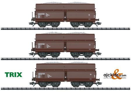 Trix 24121 - Hopper Car Set