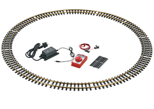 LGB 19904 - Starter Track Set with power supply