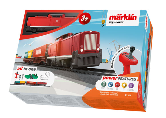 Marklin 29309 - Marklin my world Freight Train Starter Set