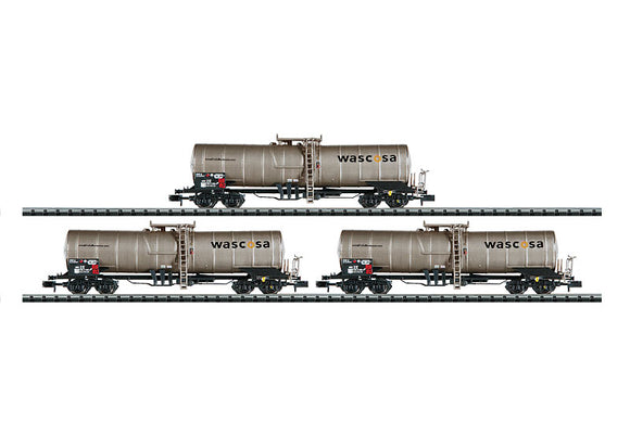 Trix 15249 - Tank Car Set Wascosa
