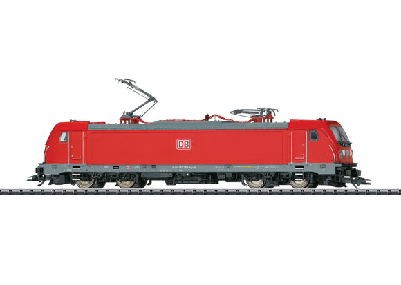 Trix 22278 - Dgtl DB AG cl 187 Electric Locomotive