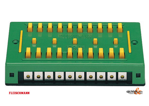 Fleischmann 6941 - Connector panel PU 5