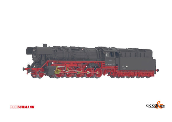 Fleischmann 714402 - Steam loco cl.44.0+ oil tender DR