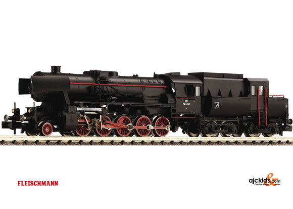 Fleischmann 715292 - Steam loco cl.52 ÖBB (Sound)