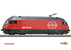 Fleischmann 731319 - ElLocomotive cl.Re 460 SBB