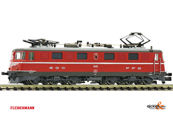 Fleischmann 737293 - Electric Locomotive Ae 6/6 Kantonslok, SBB