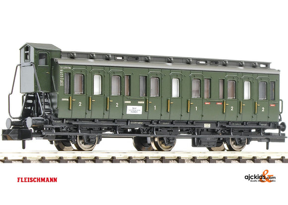 Fleischmann 806501 - 3-axled 1st/2nd cl DB