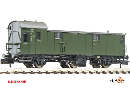 Fleischmann 806801 - 3-axled baggage coach DB