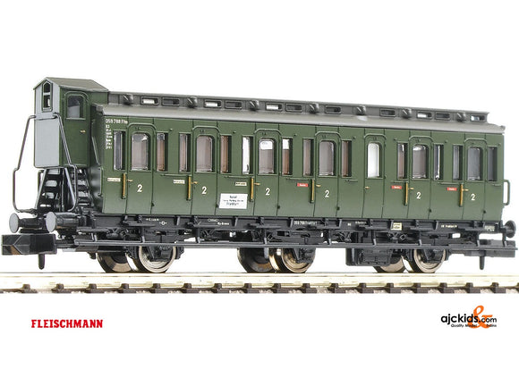 Fleischmann 807001 - 3-axled 2nd cl DB