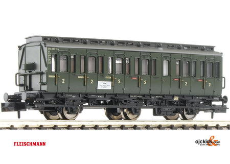 Fleischmann 807002 - 3-axled 2nd cl DB