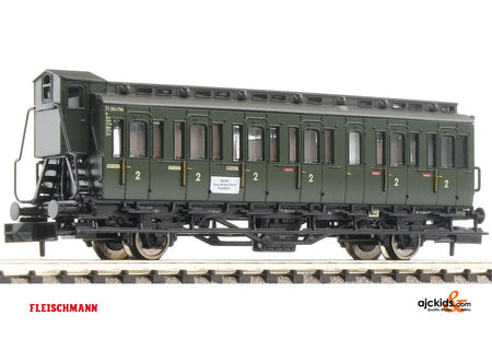 Fleischmann 807101 - 2-axled 2nd cl DB