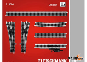 Fleischmann 919004 - Digital track set Ü2