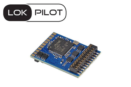 ESU 59649 - LokPilot 5 DCC/MM/SX/M4, 21MTC MKL decoder for Marklin