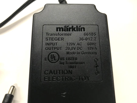 Marklin 66185 - Power supply for Mobile Station