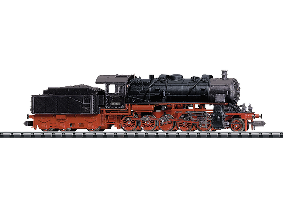 Trix 16581 - Freight Locomotive with a Tender