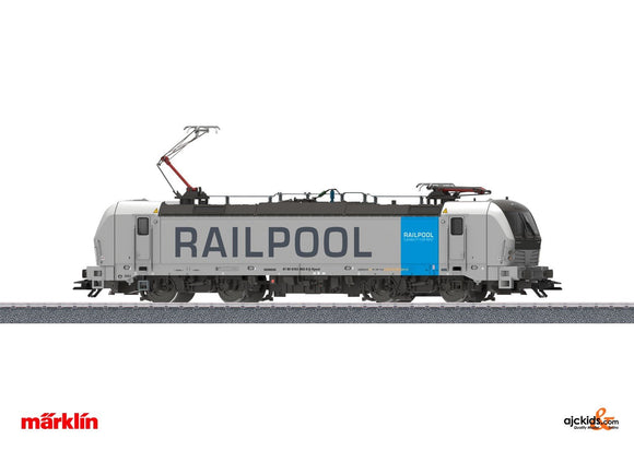 Marklin 36190 - Railpool Electric Locomotive cl 193 (Vectron) in H0 Scale