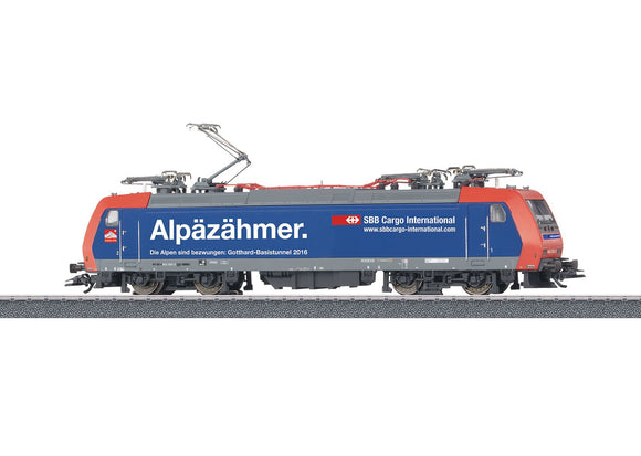 Marklin 36627 - Class 482 Electric Locomotive in H0 Scale