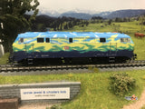 "Marklin 39219 - Class 218 Diesel Locomotive ""Tourism Train"""