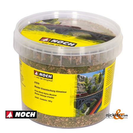 Noch 07079 - Grass Blend Alpine Meadow 100g