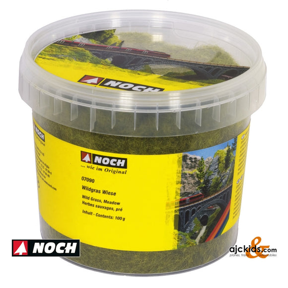 Noch 07090 - Wild Grass Meadow 100g