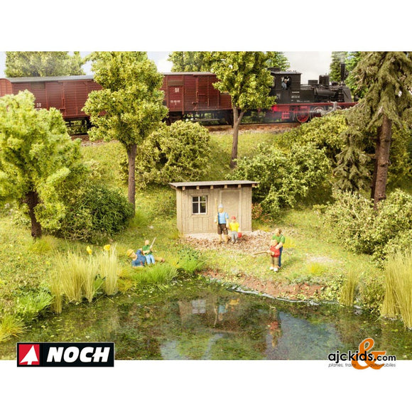 Noch 12036 - At The Pond Scene