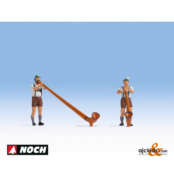 Noch 12821 - Alphorn Players