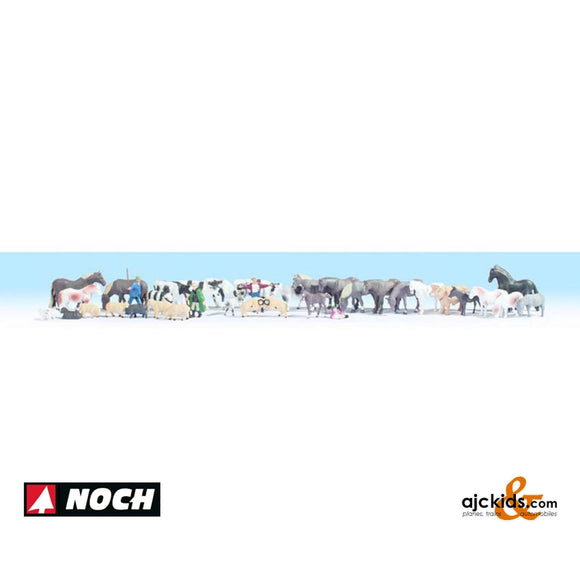 Noch 16049 - Animals Mega Set 36/