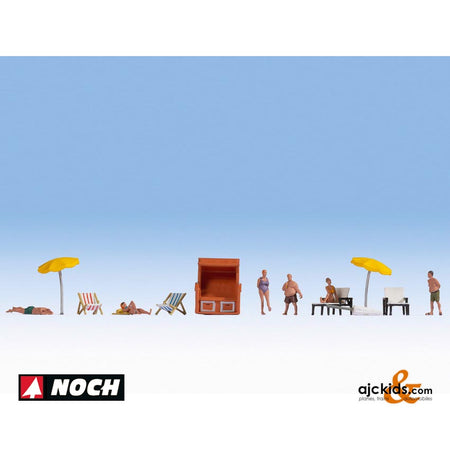 "Noch 16205 - Themed Figures Sets ""Bathing"""