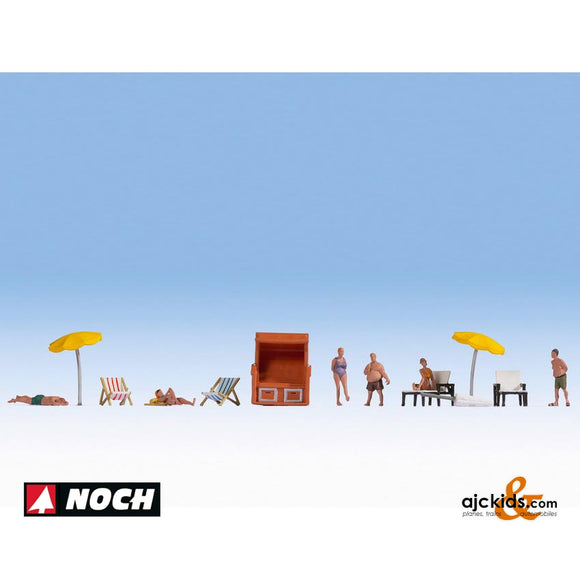 "Noch 16205 - Themed Figures Sets ""Bathing"