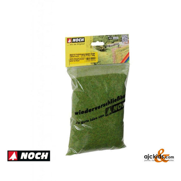 Noch 50210 - Static Grass Spring Green3.5oz