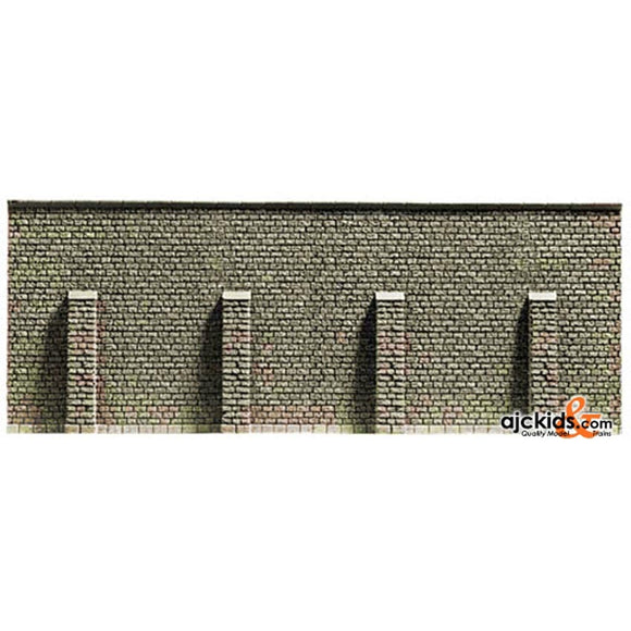 Noch 58056 - Retaining Wall Gray Brick