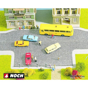 Noch 60570 - Flexible sheet paved 8x3.9""