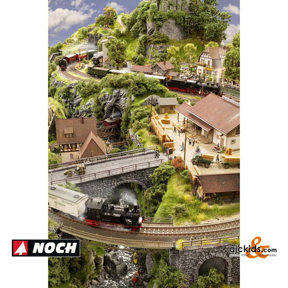 Noch 71905 - Guidebook A Family Hobby