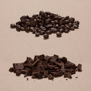 73% MEXICAN CACAO from Comalcalco, Tabasco with Coffee Beans